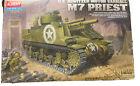 Academy+1%2F35+U.S.+Howitzer+Motor+Carriage+M7+Priest+Kit+%2313210+SEALED