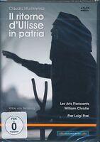 Il Ritorno D'Ulisse in Patria: Les Arts Florissants DVD NEW William Christie