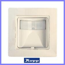 Kopp Bewegungsmelder infraControl Infrarot 3 Draht Unterputz weiß 8084.0101.2