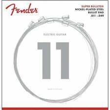 Fender Super Bullets 3250M Nickelplated 11-49 Electric Guitar Strings