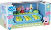 Peppa Pig de Peppa Musical Teclado Música Aprendizaje Playset de Juguete Piano