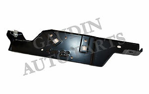 FORD OEM 08-14 E-350 Super Duty Grille Grill-Outer Bracket Right AC2Z8268A
