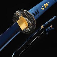 Japanese Katana Sword, Handmade Real Katana Samurai Sword