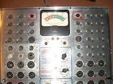 Vintage American Scientific Development Co Emca Tube Tester