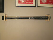 1 Bat - Wood Baseball Bat Display Wall Rack - Wall Mount  ( SEE DESCRIPTION  )