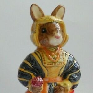 ROYAL DOULTON BUNNYKINS   ANNE OF CLEVES  DB309    ORIGINAL BOX   PERFECT