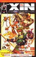XIN: LEGEND OF THE MONKEY KING ALPHA PREVIEW (2002 Series) #1 Very Fine Comics