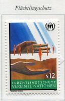 19399) UNITED NATIONS (Vienna) 1994 MNH** Nuovi** Refugee.