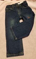 Arizona Jean Co ~ Boys 5-pocket Relaxed Adjustable Waistband ~ 3T ~ New w/tag