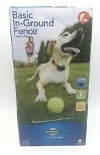 Petsgafe Premium Basic In-Ground Dog Pet Fence Pig00-14582