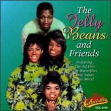 Jelly Beans and Friends CD Value Guaranteed from eBay's biggest seller!