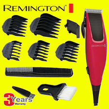 Remington Mens Apprentice Hair Clipper Electric Corded Shaver 10pc Kit - HC5018