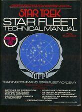 More details for star trek star fleet technical manual 20th anniversary edition
