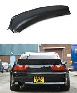 Ducktail for Nissan 180sx 200sx 240sx trunk spoiler Silvia s13 RB lip wing JDM K