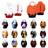 Naruto0 Hokage Ninjia Hoodie Sweatshirt Cosplay Costume Pullover Sweater Coat