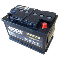 EXIDE Equipment ES650 12V 56AH Starterbatterie EN (A):460 Marine Boot Wohnmobile