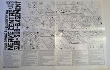 2000 ad POSTER exclusive droid life THARGS NERVE CENTRE 42cm x 59cm RARE