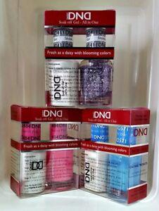 DND DAISY Duo Gel Polish & polish, color 401 To 637, .5 fl. oz. e 15 ml, USA
