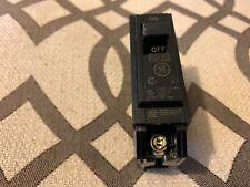 Ge 20A E11592 Thql single pole Breaker