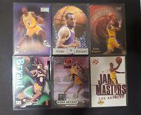 Kobe Bryant 1997-98 Sophomore year LOT. HOF los Angeles Lakers. Great cards!!