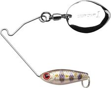 LUCKY CRAFT Area's 1/8 - 837 Pearl Char Shad - Pearl Iwana