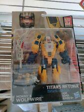 titan return monxo wolfwire Transfomers