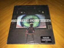 Roger Waters - Amused to Death (CD & Blu-Ray Audio Combo) Brand New & Sealed