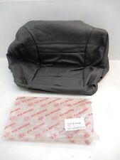 2000-2002 Kia Sportage OEM Front Right Seat Bottom Cover Leather 0K08B88245B965
