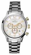 Orphelia Tempo Silver/Silver Mens Watch OR82808