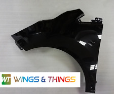 FORD KA 2009 - 2016 PASSENGER N/S WING  NEW fully painted in PANTHER BLACK