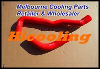 Red silicone radiator hose for Nissan Patrol GQ Y60 4.2 / Ford Maverick TB42