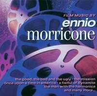 Film Music By Ennio Morricone O.S.T. Original Soundtrack Filmmusik CD VIRGIN