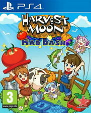 Harvest Moon Game: Mad Dash (PS4) NEW Family Kids Game Gift Idea UK STOCK