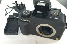 Panasonic Lumix DMC-L1 Body, with charger