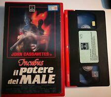 VHS - INCUBUS - IL POTERE DEL MALE di John Hough [RCA]