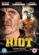 Riot [DVD] By Dolph Lundgren,Matthew Reese.