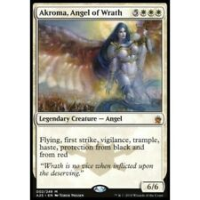 Akroma, Angel of Wrath | NM | Legions | Magic MTG