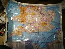 More details for aeronautical chart pilot's map flight simulator fsx vfr ifr navigation