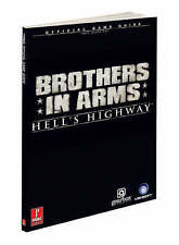 Very Good, Brothers In Arms Hell's Highway Official Game Guide (Prima Offici