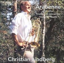 Arabenne and Other Trombone Concertos from the North, New Music