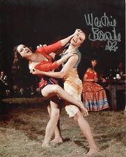 007 Bond girl Martine Beswick signed FROM RUSSIA WITH LOVE photo