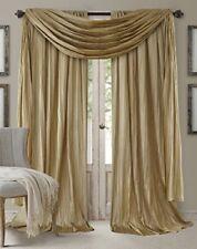 Elrene Home Fashions 026865855197 Window Curtain Drape Rod Pocket Panel, Set of