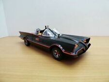 BATMOBILE Batman Lincoln FUTURA + FIGURINE Batman & ROBIN 1/24 Film 1966