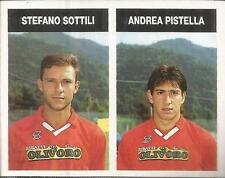 [AA] FIGURINA CAMPIONI & CAMPIONATO 1990/91-BARLETTA-SOTTILI-PISTELLA