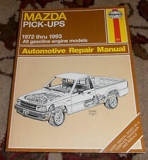 Mazda Pickups  1972-1993   All Gasoline Engine Models by John Haynes 267