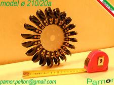 Pelton wheel free hydro energy 210zd/20a