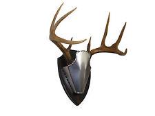 """Special"" Steelcap Deer Antler Mounting Kit ""Unfinished Plaque"""