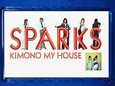 Sparks-Kimono Poster Fridge Magnet Morrissey