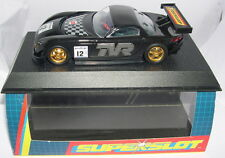 SUPERSLOT H2195 TVR SPEED12   WORKS  #12  SCALEXTRIC UK  MB