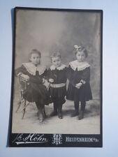 Heidenheim a. Br. - 3 Kinder - Junge und 2 Mädchen / KAB